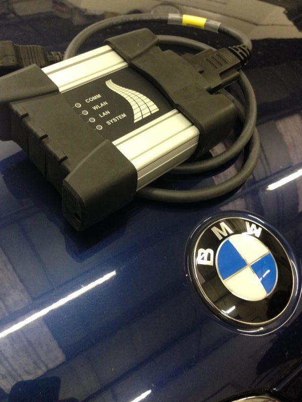 ISTA & AOS Diagnostic System Training for BMW & Mini - Technical Topics