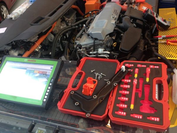 EV Training Tools and Equipment
