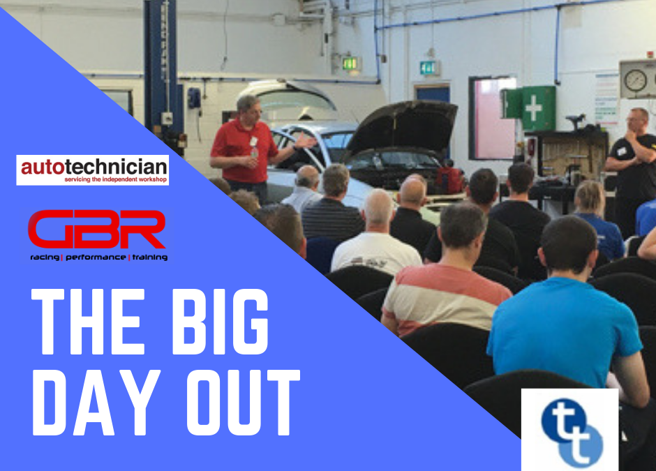 The Big Day Out – Diagnostic Seminar Sat May 11th Chatham