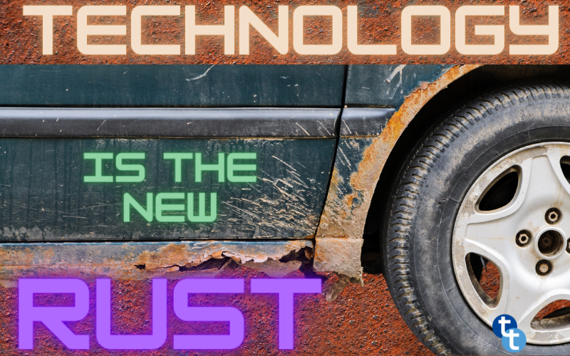 Technology 'rust' – dealer diagnostics maybe the new MIG.